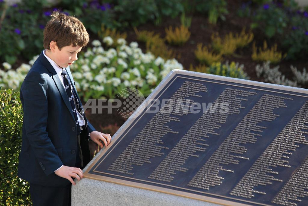 タイタニック号沈没から100年、各地で追悼式