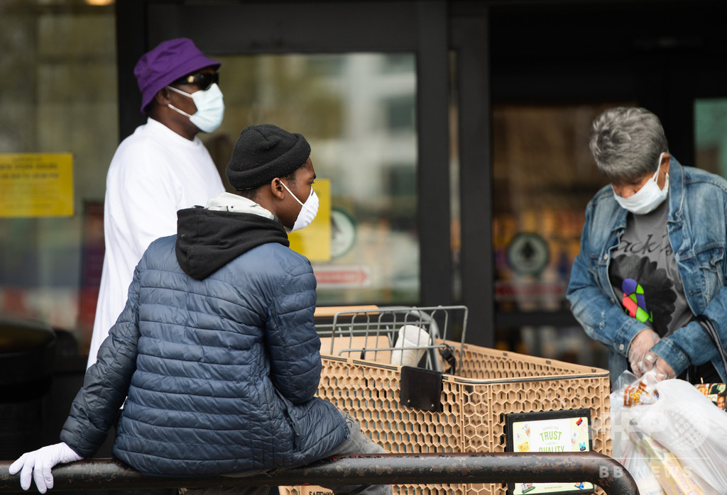 米の新型コロナ死者、なぜ黒人が多いのか