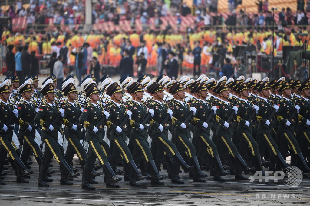 世界の軍事費、過去10年で最大の伸び トップ3に初めてアジアの2か国