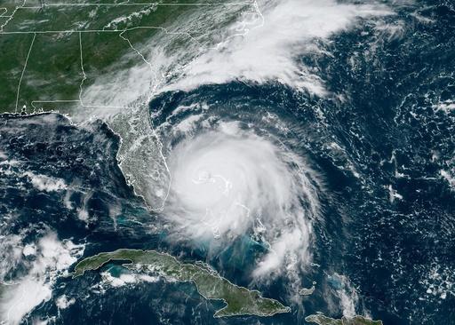 バハマ直撃、ハリケーン「ドリアン」で5人死亡