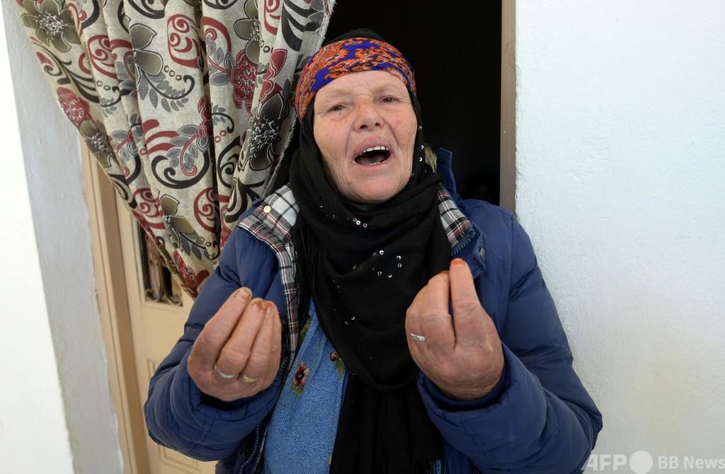 仏教会襲撃、容疑者と接触した人物を拘束 チュニジアの家族も聴取
