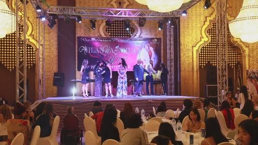 動画:本場エジプトでベリーダンス祭り 中国人ダンサーの姿も