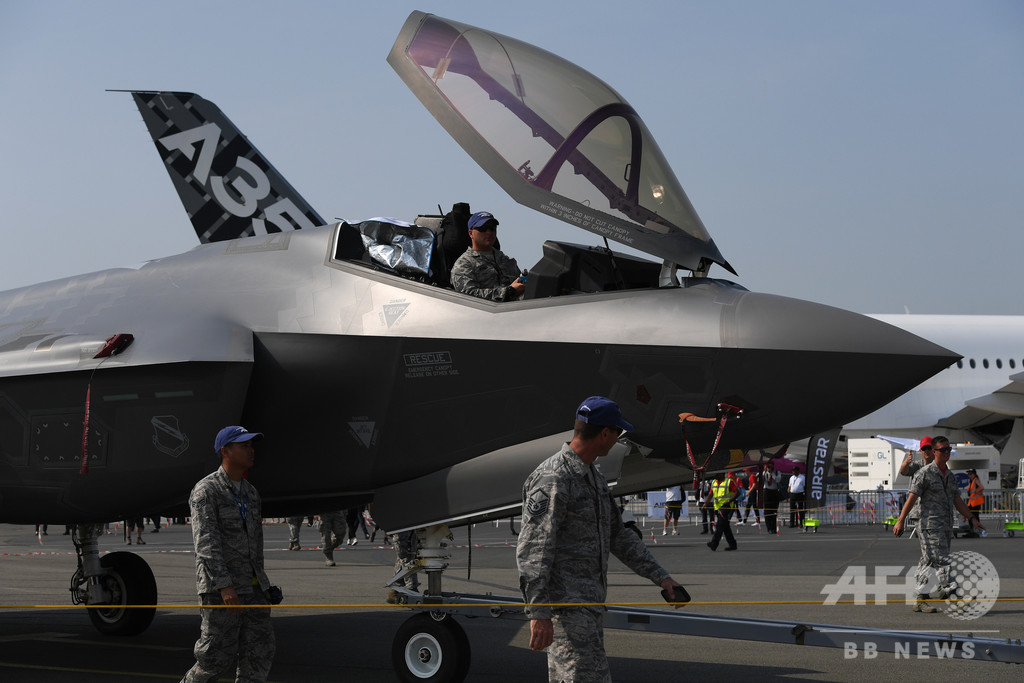 米、トルコへのF35製造支援停止を警告 ロ製ミサイルシステム購入めぐり