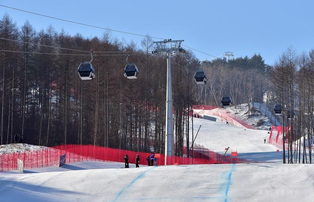 「平昌冬季五輪の施設工事は9割完了している」―IOCが評価