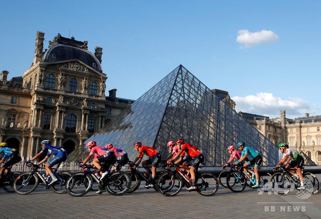 21年ツール・ド・フランス、開幕前倒し 東京五輪との日程重複回避