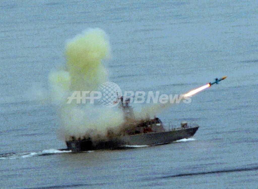 台湾、南シナ海の沿岸警備隊の武装強化を検討
