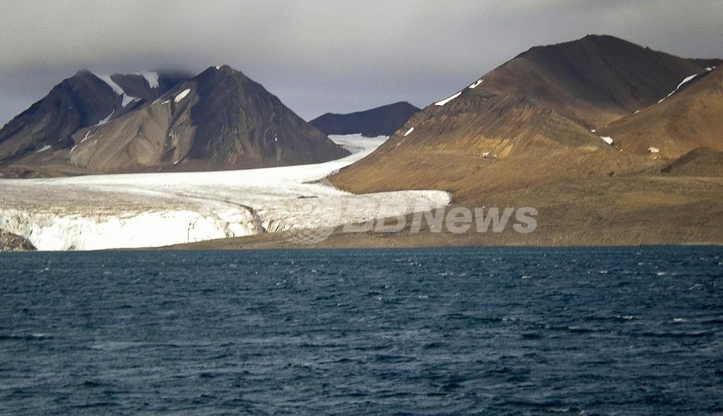 今夏、北極点から氷が消える可能性  米専門家が予測
