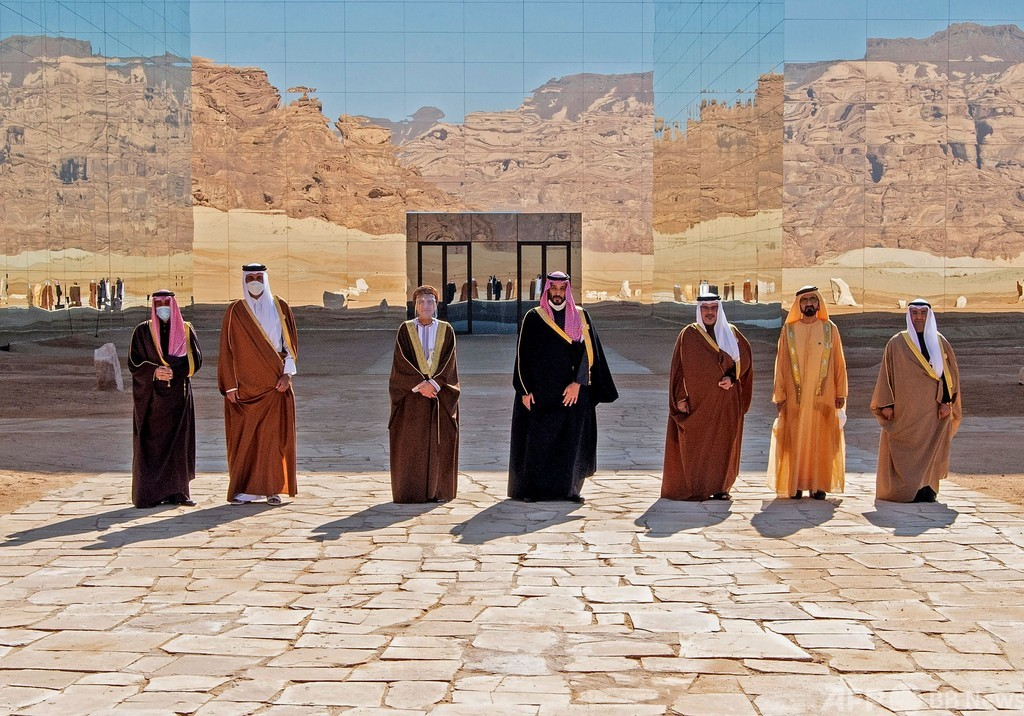 サウジなど4か国、カタールと国交完全回復 3年の対立に幕