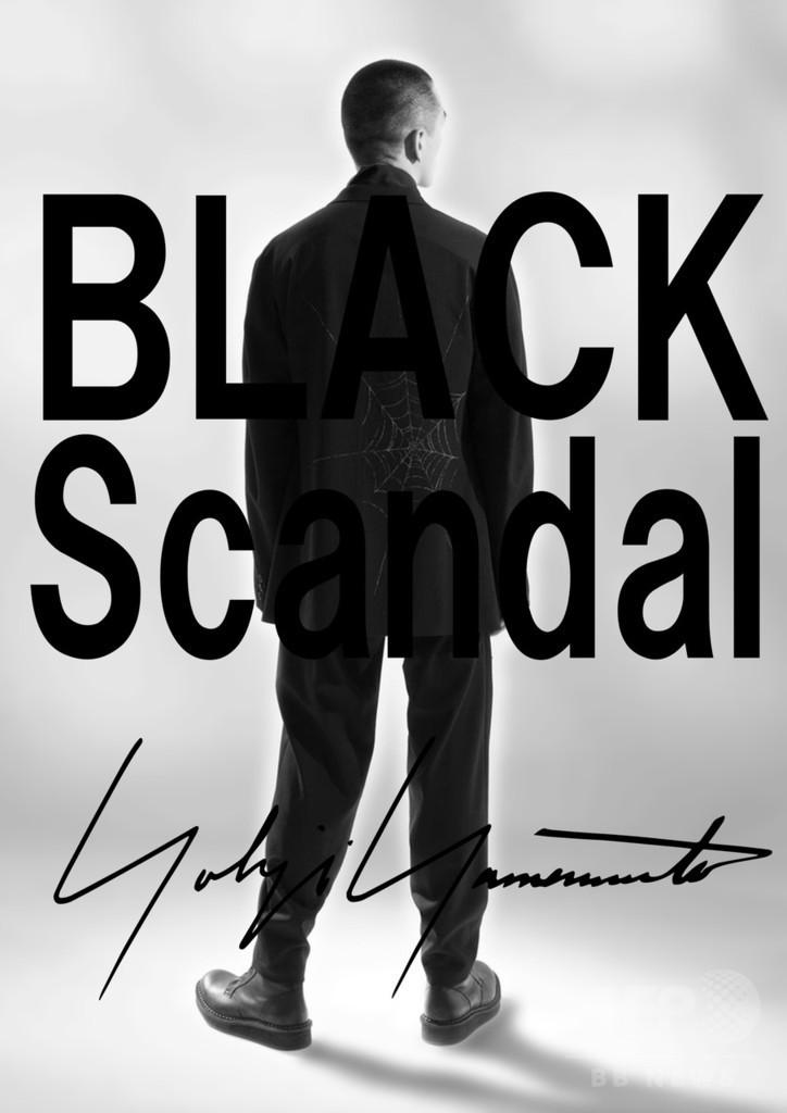 「ブラックスキャンダル ヨウジヤマモト」、メッセージをちりばめたプリントアイテム