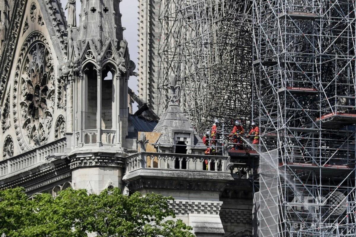 「かえるのうた」を創出したノートルダム大聖堂
