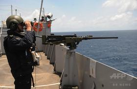 ソマリア沖で石油タンカー乗っ取り、海賊か 2012年以来