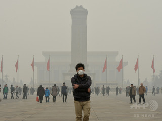 中国、温室効果ガス排出量取引の全国市場設立 世界最大規模に