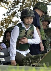 台湾、中国の「侵攻」想定した実弾演習を6月実施