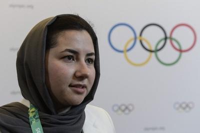 24歳のアフガン女性がIOC委員に選出、国際体操連の渡辺会長も