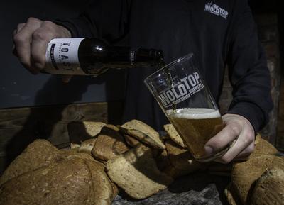 廃棄パンからビールを製造、セレブシェフも絶賛 英国【再掲】
