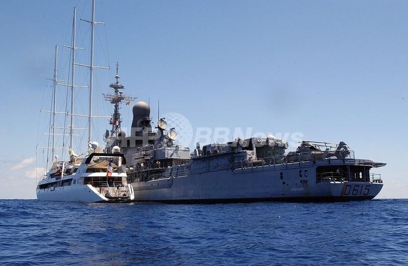 国連安保理、ソマリア沖での海賊...