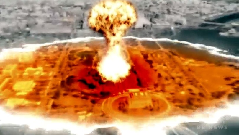 北朝鮮、プロパガンダ映像で米首都をミサイル攻撃