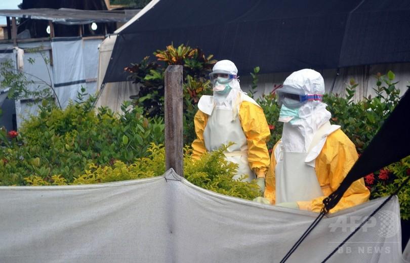 シエラレオネ、エボラ拡大で非常事態宣言