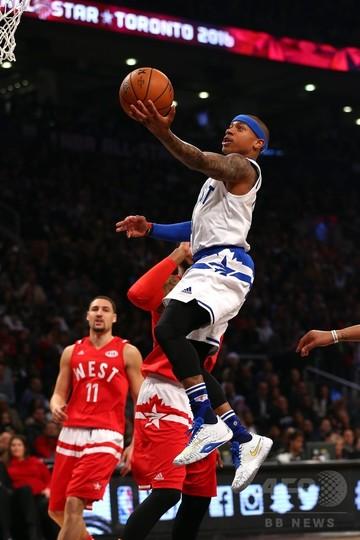 NBAオールスター、現役最後のコ...