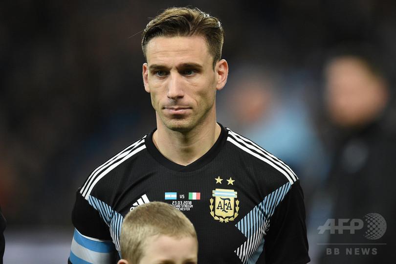 アルゼンチン代表ビリア、脊椎骨折でW杯出場は厳しい状況に