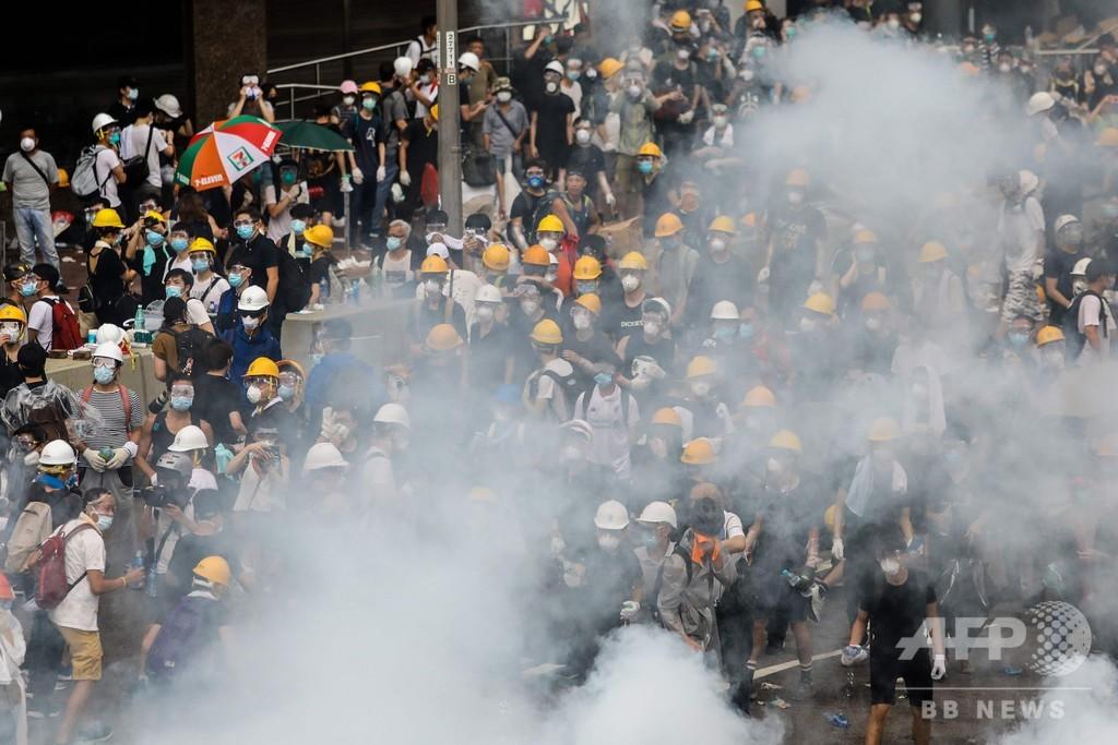 香港「逃亡犯条例」改正案、国際社会からの圧力高まる