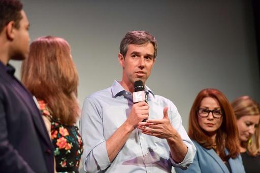 米民主党の新星オルーク氏、2020年大統領選に出馬へ 地元報道