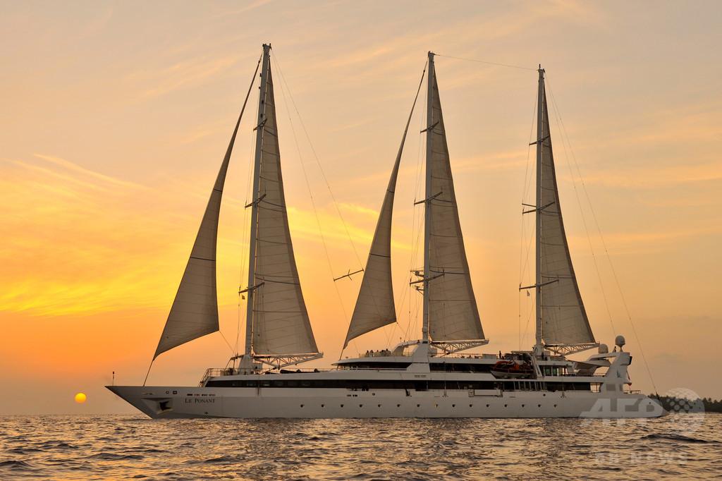 富裕層向けのゆったり航海、「スロー・クルーズ」が増加