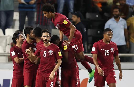 カタールが韓国撃破、本大会出場に望み W杯アジア最終予選