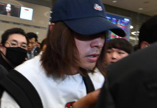 韓国人歌手チョン・ジュニョン、引退表明 性行為の盗撮認める