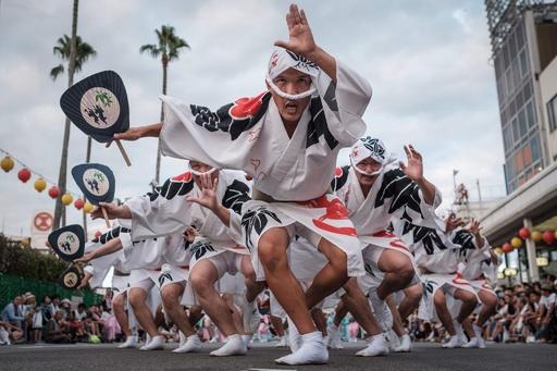 徳島の阿波踊り、熱狂のうちに閉幕