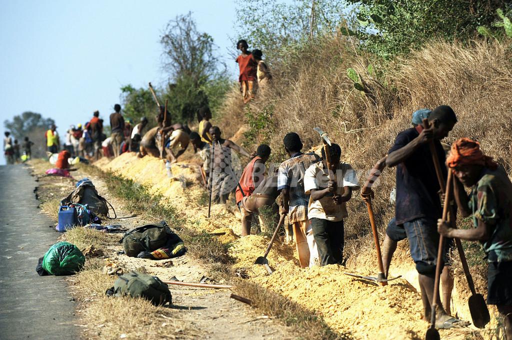 マダガスカルで地下光ケーブル敷設準備、海底通じ大陸や欧州へ接続