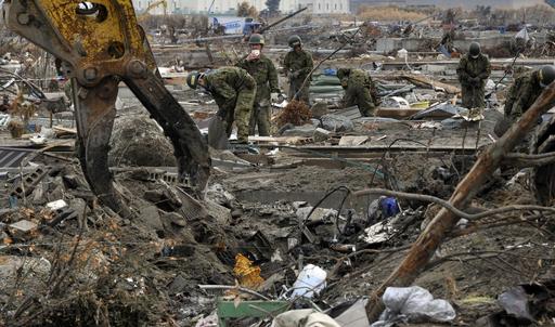 東日本大震災、被災地でのアスベスト被害に懸念