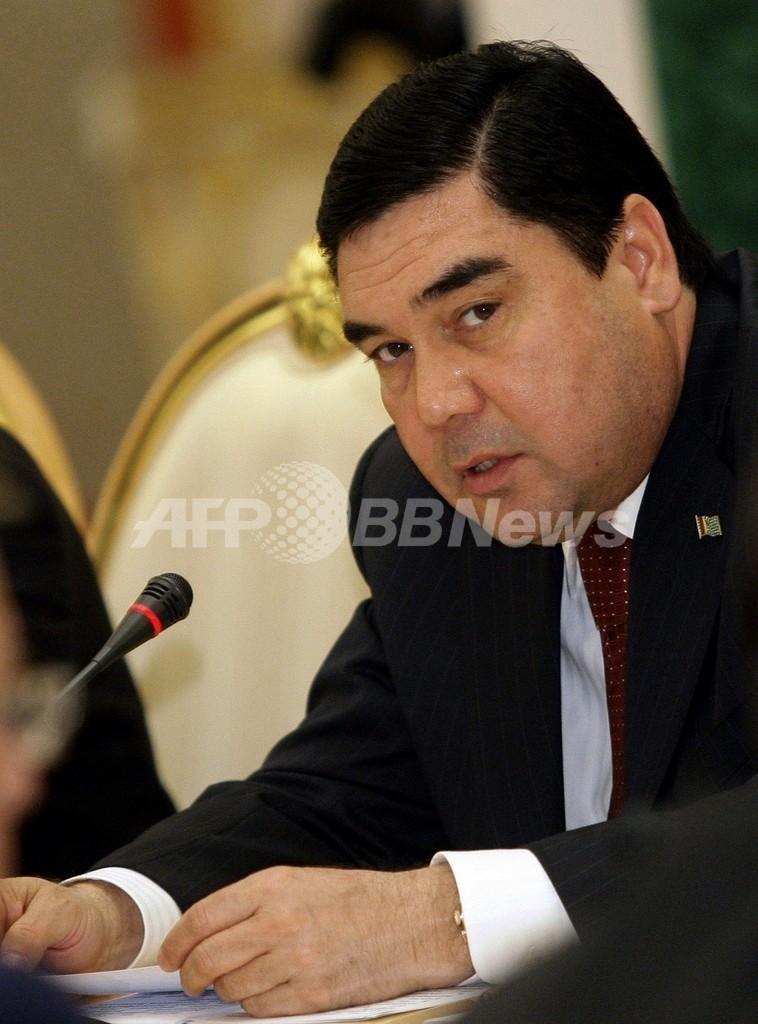 候補地ではないトルクメニスタン、なぜか「五輪シティ」建設へ
