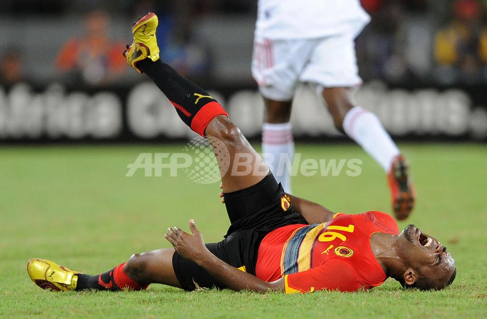 アルジェリアとアンゴラが勝利、...