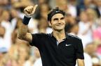 フェデラーが難なく準々決勝進出、全米オープン