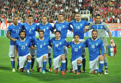 イタリアがアルメニアに快勝、W杯欧州予選