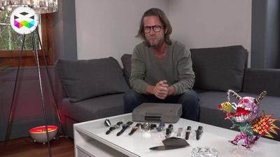 【私と私のお気に入り】TheWATCHES.tvプレゼンター、マーク・アンドレ・デシュー(1/全3話)