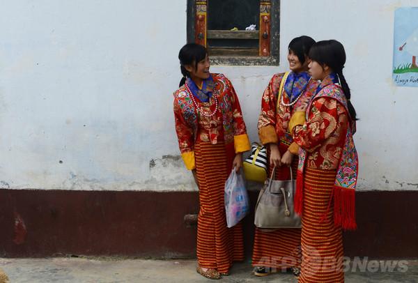 ブータン「幸福度」調査、日本の技術で精度向上へ
