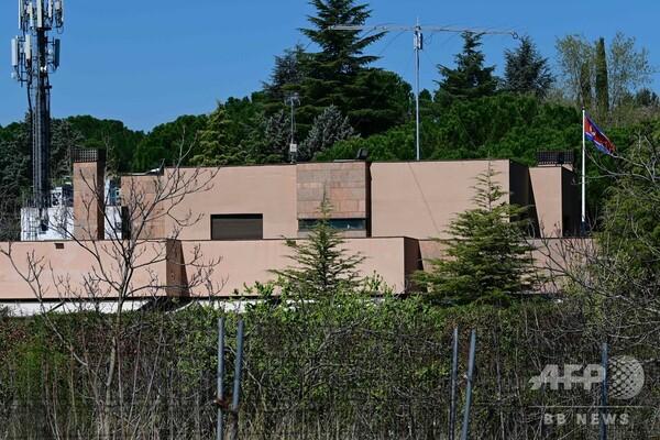 北朝鮮、在スペイン大使館襲撃で捜査を要求 初の公式コメント
