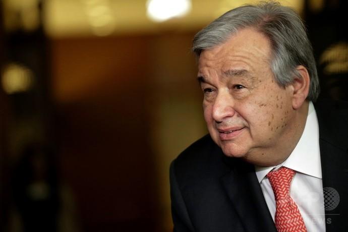 次期国連事務総長、グテレス氏選出確実に
