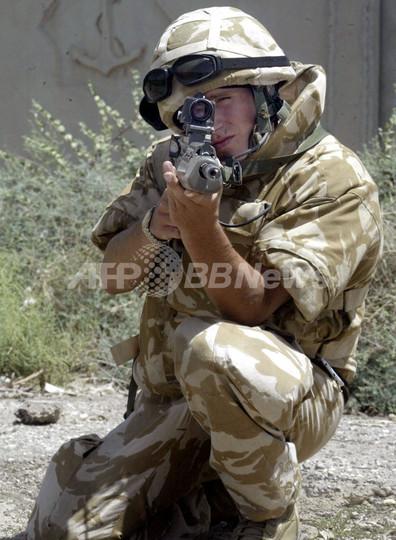 イラク戦争以降の英軍脱走兵1000...