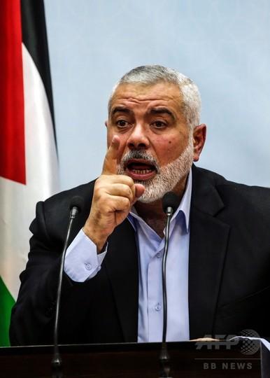 米国、ハマス最高指導者をテロリストに指定