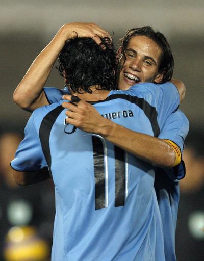 <サッカー 07南米ユース選手権>ウルグアイ コロンビアに勝利し2勝目 - パラグアイ