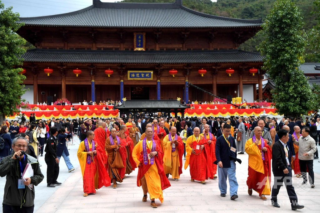 日本と福建省が「アジア文明」交流、仏教のほかビジネスも