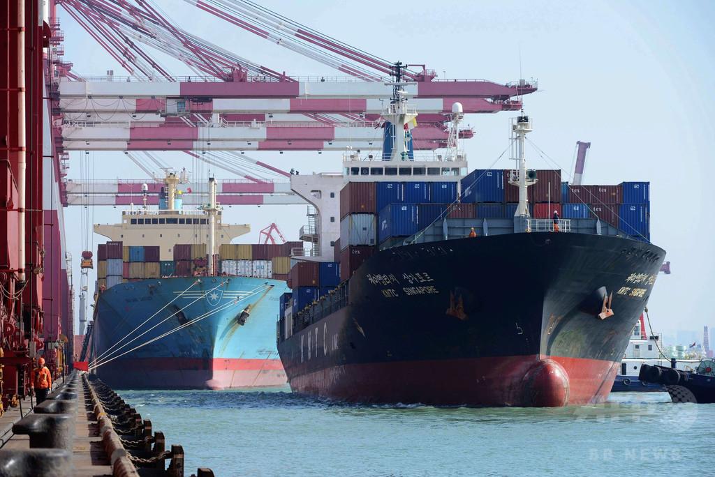 中国政府、有事に民間船を軍事転用へ 造船会社に新指針
