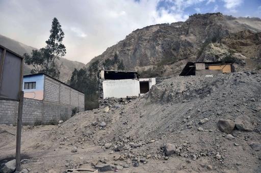 南米エクアドルでM5.1の地震、10人死傷か