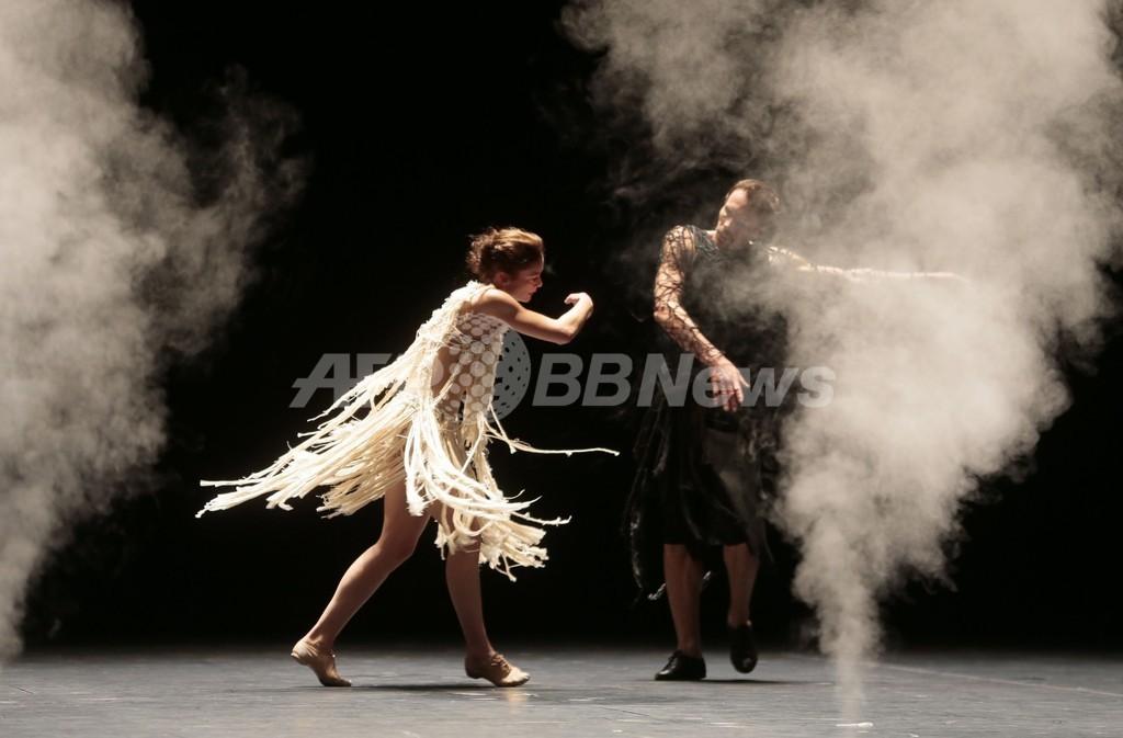 勅使川原三郎作品、パリ・オペラ座で上演