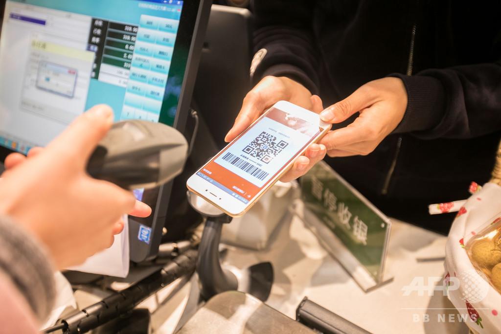 中国でモバイル決済が急速に普及 「あまり利用しない」は1%