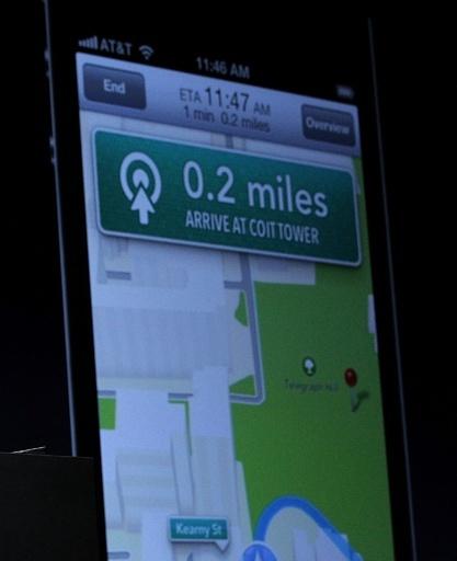 iPhone地図アプリ「命に関わるから使わないで」、豪警察が警告