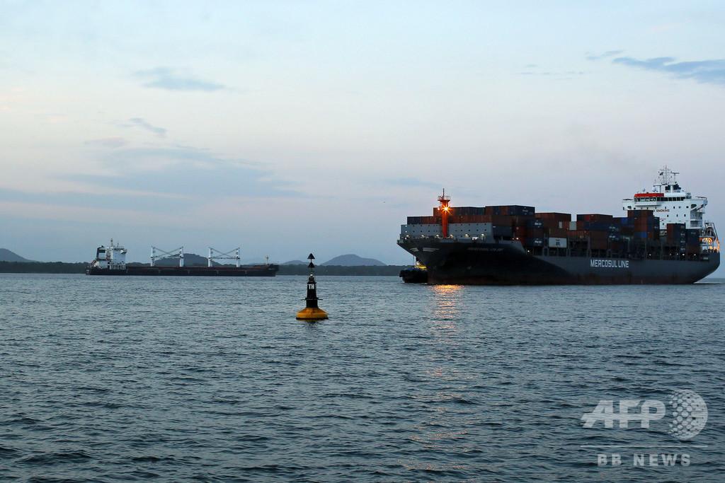 米制裁の余波、ブラジルで足止めのイランばら積み船2隻 給油受け出港へ